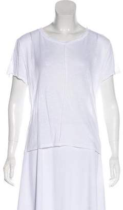 Neuw Short Sleeve Scoop Neck T-Shirt