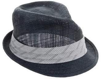 Goorin Bros. Straw Fedora Hat w/ Tags