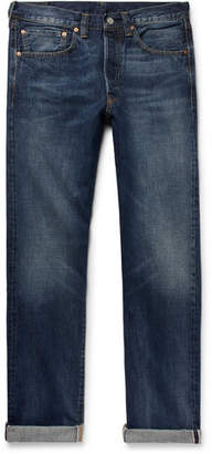 Levi's 1947 501 Selvedge Denim Jeans