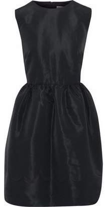 RED Valentino Faille Mini Dress