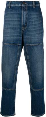 Stella McCartney high waisted loose jeans