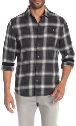 Calvin Klein Plaid Flannel Shirt