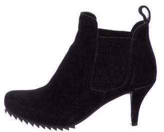 Pedro Garcia Justine Suede Ankle Boots