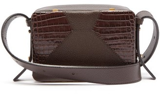Lutz Morris - Maya Grained Leather Cross Body Bag - Womens - Brown