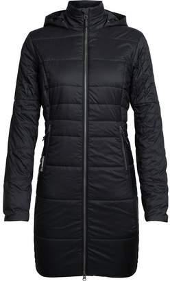 Icebreaker Stratus X 3/4 Hooded Jacket - Women's