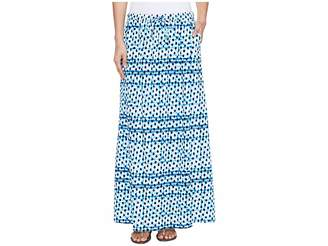 Tommy Bahama Dot Matrix Maxi Skirt Women's Skirt