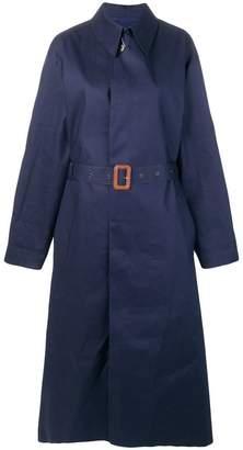Maison Margiela belted trench coat