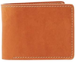 Filson Men's Handcrafted Leather Bifold Wallet