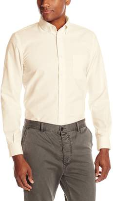 Dockers Long Sleeve Oxford Blend Button Down