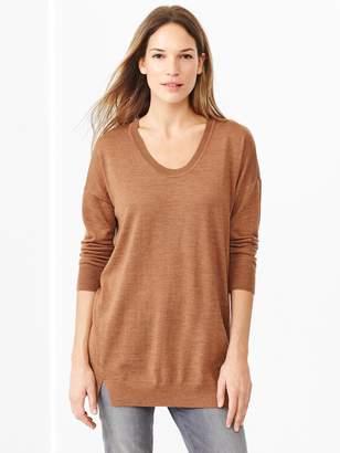 Gap Merino sweater tunic