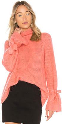 NAADAM Turtleneck Oversized Sweater