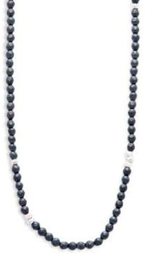 Saks Fifth Avenue Beaded Single Strand Necklace
