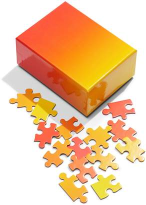 Areaware Small Gradient Jigsaw Puzzle