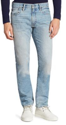 Polo Ralph LaurenPolo Ralph Lauren Straight-Fit Sullivan Cotton Jeans