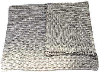 Area THEO Woven Cotton Blanket