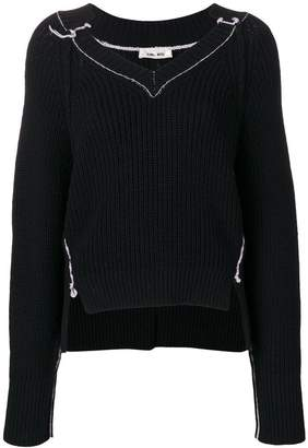 Circus Hotel cropped jumper