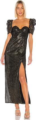 House Of Harlow x REVOLVE Floriana Maxi Dress