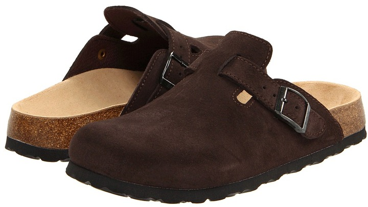 Birkenstock Betula Licensed by Women's Rock - Suede (Mocha Suede) - Footwear