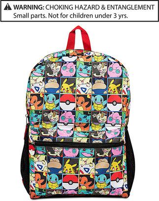 Pokemon Backpack, Little Boys (2-7) & Big Boys (8-20)