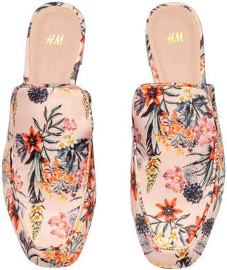 H&M Slip-on Loafers - Orange