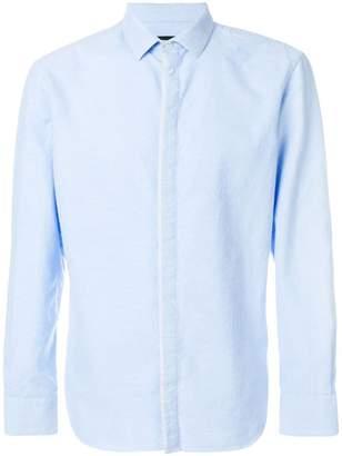 Emporio Armani slim-fit classic shirt