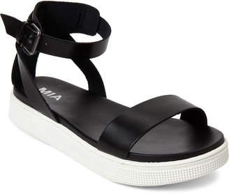 5158f5d01ac Mia Black Ellen Platform Sandals