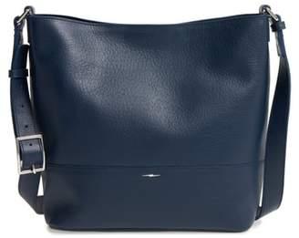 Shinola Small Relaxed Leather Hobo Bag