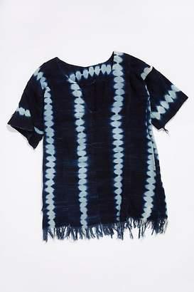 Vintage Loves Vintage 1960s Indigo Dyed Tunic