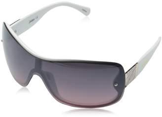 Southpole Women's 195Sp Wh Shield Sunglasses