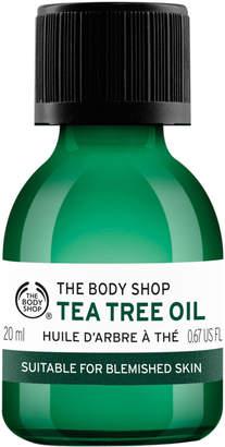 The Body Shop Jumbo Tea Tree Oil $18 thestylecure.com
