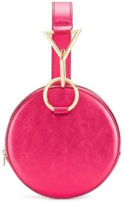 Tara Zadeh Azar round clutch bag