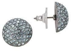 Nina Angelee Swarovski Crystal Stud Earrings