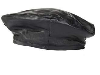 Polo Ralph Lauren Leather Beret