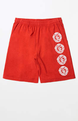 Obey Ninety-One Mesh Active Shorts