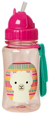 Skip Hop Luna Llama Straw Bottle