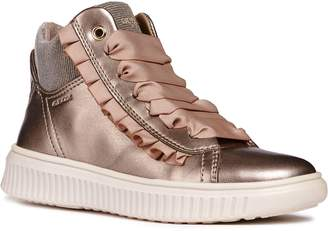 Geox Disco Mix High-Top Sneaker