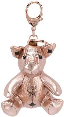 MCM Zoo Pig charm keyring