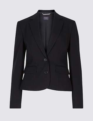 Marks and Spencer Tailored Button Cuff Blazer