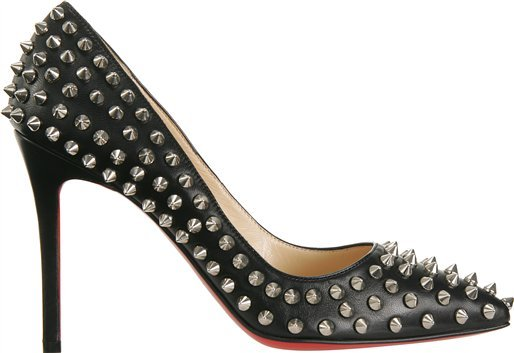 Christian Louboutin Pigalle Studs 100