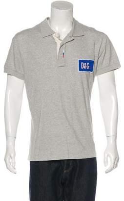 Dolce & Gabbana Polo Shirt w/ Tags