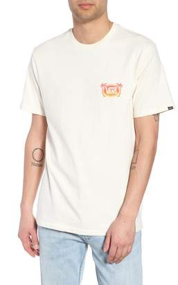 Vans Oval Palm Tree Graphic T-Shirt