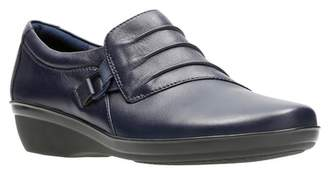 Clarks Everlay Heidi Leather Loafer - Multiple Widths Available