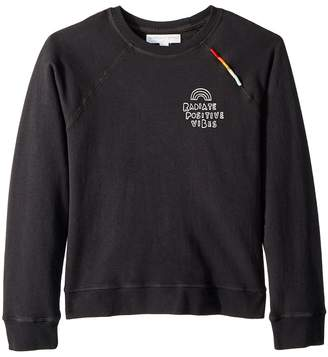 Spiritual Gangster Kids Radiate Solid Sweatshirt Girl's Sweatshirt