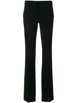 Moschino flared smoking trousers