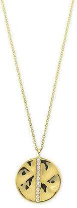 Ippolita 18K Gold & Diamond Pendant Necklace