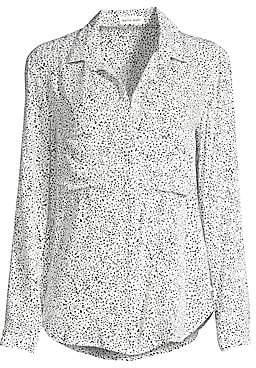 Bella Dahl Women's Hipster Button Down Shirt
