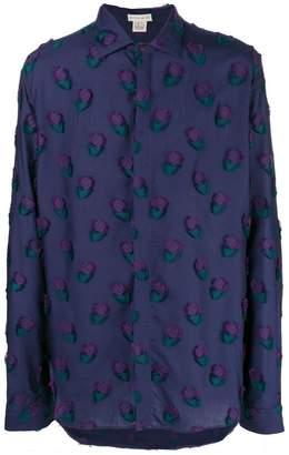 Etro floral pattern shirt