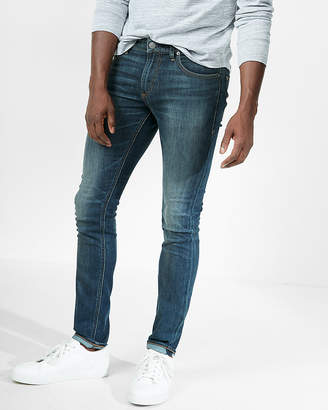 Express Super Skinny Eco-Friendly 365 Comfort Stretch+ Jeans