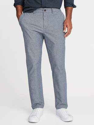 Old Navy Athletic Built-In Flex Ultimate Khakis for Men
