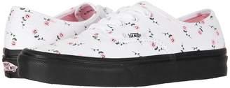 Vans Authentic X Lazy Oaf Collab Skate Shoes